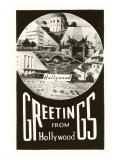Greetings from Hollywood Prints