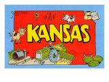 Grüße aus Kansas Poster