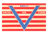 'Unidos venceremos' Posters