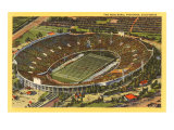 Rose Bowl, Pasadena, California Art
