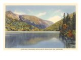 Echo Lake, Franconia Notch, New Hampshire Posters