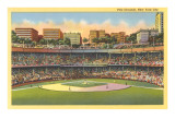 Polo Grounds, New York City Print