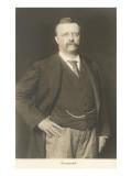 Theodore Roosevelt Art