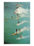 Surfing Posters