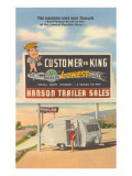 40s Trailer, Roadside Prints