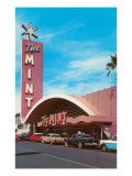 The Mint Hotel, Las Vegas, Nevada Prints