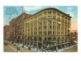 Gimbel Brothers-Kaufhaus, Philadelphia, Pennsylvania Kunstdrucke