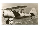 Navy N3N Trainer Biplane Prints