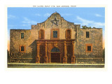 The Alamo, San Antonio, Texas Prints