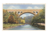 Henry Avenue Bridge, Philadelphia, Pennsylvania Poster