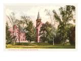 University of Vermont Art Print