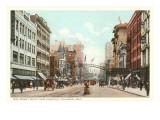 High Street, Columbus, Ohio Prints