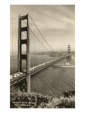 Golden Gate Bridge, San Francisco, California, Photo Posters