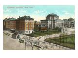 Columbia University, New York City Prints