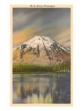 Mt. St. Helens, Washington Posters