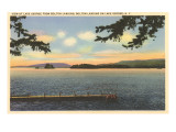 Lake George, New York Print