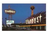 Stardust, Las Vegas, Nevada Posters