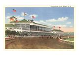 Rockingham Race Track, Salem, New Hampshire Plakaty