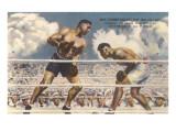 Dempsey-Willard Fight, 1919 Affiches