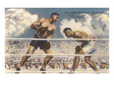 Dempsey-Willard Fight, 1919 Plakater