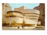 Guggenheim Museum, New York City Prints