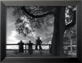 Day's End Print by Monte Nagler