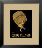 Cognac Pellisson Posters by Leonetto Cappiello