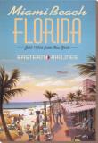 Miami Beach キャンバスプリント : カーン・エリクソン