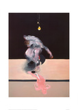 Triptych, c.1974 (center panel) Prints by Francis Bacon
