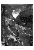 Mountain Waterfall I Posters by Edward C. Morris
