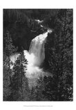 Mountain Waterfall II Prints by Edward C. Morris