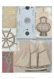 Sailor&#39;s Journal II Prints by Norman Wyatt Jr.