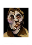 Self Portrait, c.1969 Posters av Francis Bacon