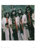 Kiss Reproduction procédé giclée