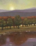 Lake View II Prints by Norman Wyatt Jr.