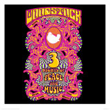 Woodstock - Festival de musique Posters