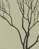 Bare Tree I Prints by Norman Wyatt Jr.