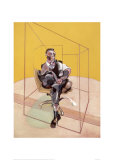 Study for Portrait, c.1971 高品質プリント : フランシス・ベーコン