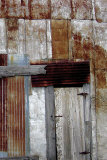 Barn Abstract II Prints by Cindy Mcintyre