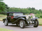 1937 Lagonda Photographic Print