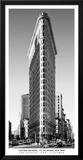 Flatiron Building Posters by Henri Silberman