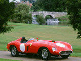 1953 Maserati 300S Photographic Print