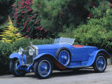 1928 Hispano Suiza 45 Model 9 Photographic Print