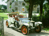 1909 Rolls Royce Silver Ghost Photographic Print