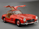 1957 Mercedes Benz 300 SL Gullwing Photographic Print
