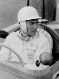 Stirling Moss, c.1935 Fotografie-Druck