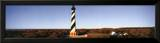 Cape Hatteras Lighthouse Poster by James Blakeway