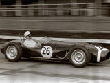 British Grand Prix Formula One at Aintree, July 1961 Photographie