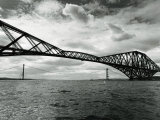 Forth Railway Bridge, June 1962 Photographie