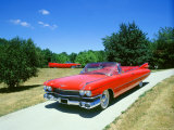 1959 Cadillac Series 62 Photographic Print